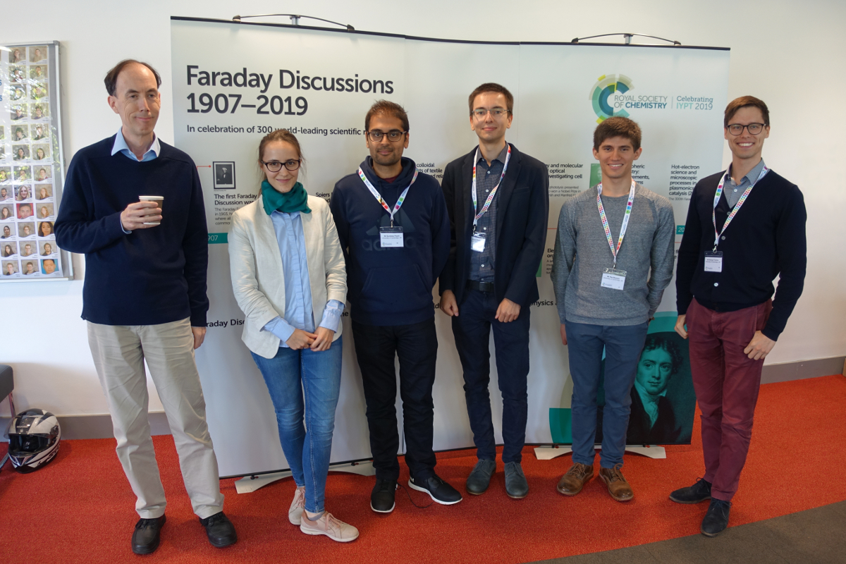 Faraday Discussion 2019